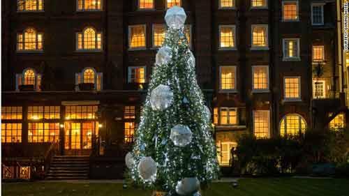 Những cây thông Noel hoành tráng nhất thế giới năm 2013 - Ảnh 9