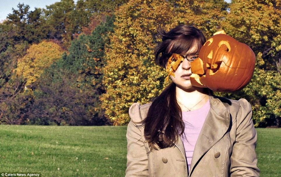"""Xem bộ ảnh chân dung """"méo mặt"""" hài hước của nữ nhiếp ảnh gia Mỹ - Ảnh 3"""
