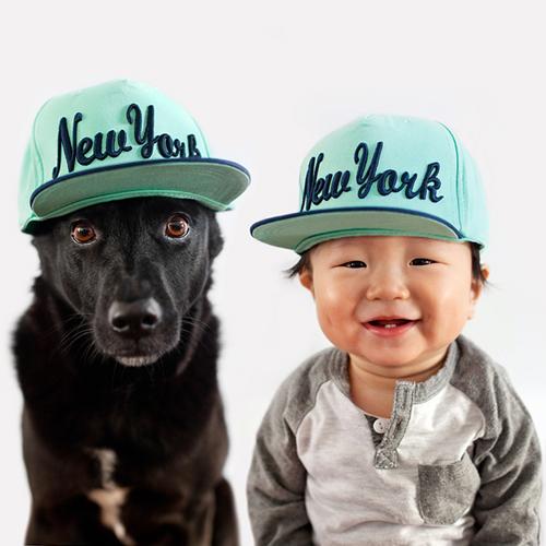 Xem bộ ảnh đáng yêu về em bé và chú chó cưng - Ảnh 7