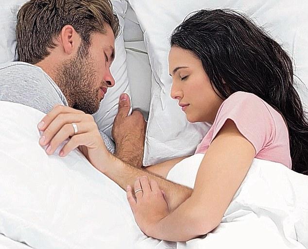 Tư thế ngủ tiết lộ độ hạnh phúc của các cặp đôi - Ảnh 1