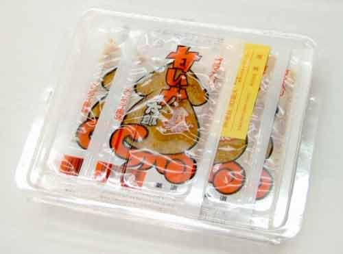 Những món ăn vặt kỳ lạ ở Nhật Bản - Ảnh 6