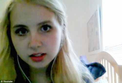 Đau lòng thiếu nữ đăng video tạm biệt lên mạng trước khi tự sát - Ảnh 1