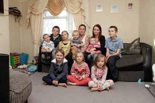 """Bà mẹ 9 đứa con: """"Tôi không bao giờ dùng bao cao su khi quan hệ"""" - Ảnh 2"""