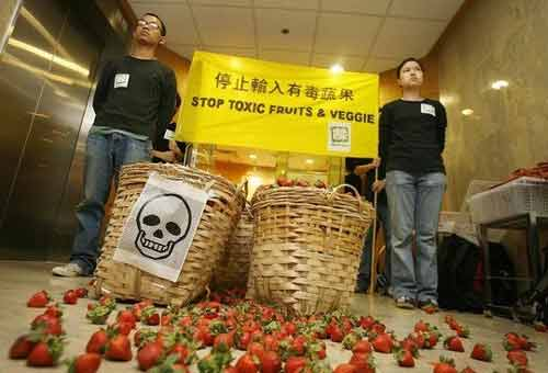 5 thực phẩm từ Trung Quốc được cảnh báo phải tránh xa - Ảnh 4