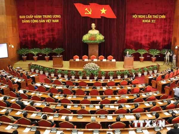 BCH TW Đảng: Quyết định nhiều vấn đề quan trọng của đất nước - Ảnh 1