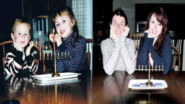 """Những tấm ảnh """"ngày ấy và bây giờ"""" siêu ngộ nghĩnh  - Ảnh 2"""