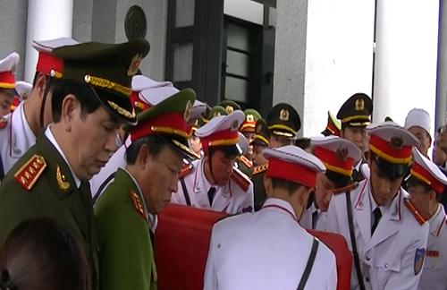 Lễ tang Thượng tướng Phạm Quý Ngọ tại Nhà Tang lễ Quốc gia - Ảnh 13