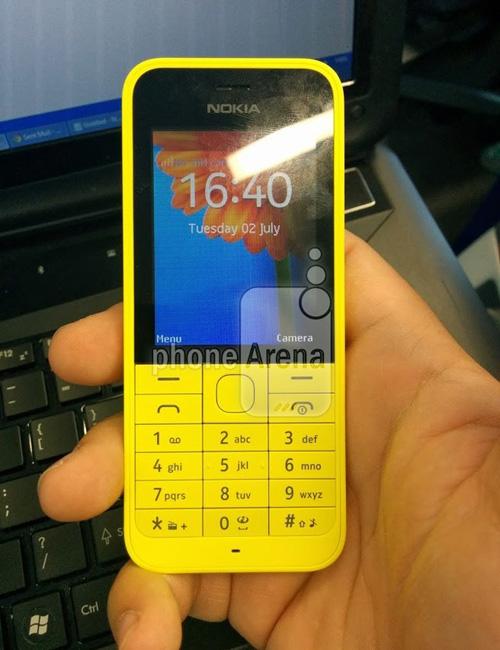 Nokia R - thêm lựa chọn điện thoại giá rẻ chạy Nokia OS - Ảnh 1