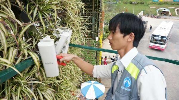 Đà Lạt: WiFi miễn phí hết tết Giáp Ngọ - Ảnh 1