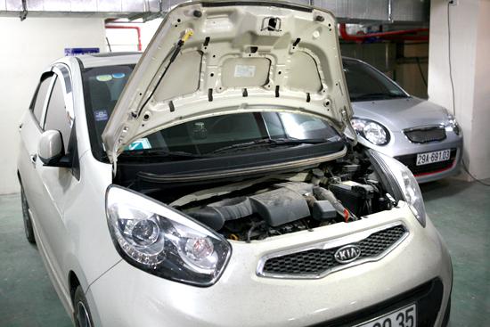 Những lưu ý kiểm tra xe khi du xuân Tết Giáp Ngọ - Ảnh 1