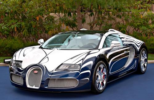 Bugatti Veyron - Ông hoàng của làng siêu xe 20 năm qua - Ảnh 1