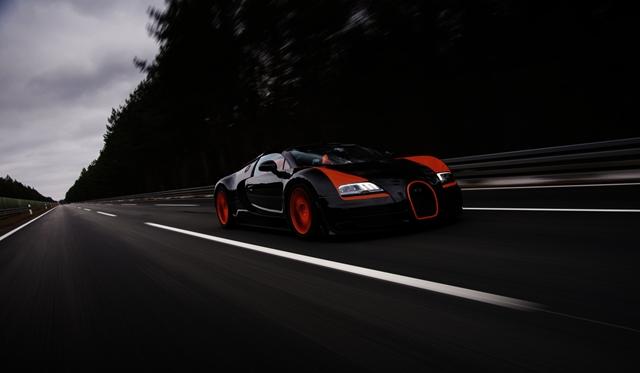 Bugatti Veyron - Ông hoàng của làng siêu xe 20 năm qua - Ảnh 3