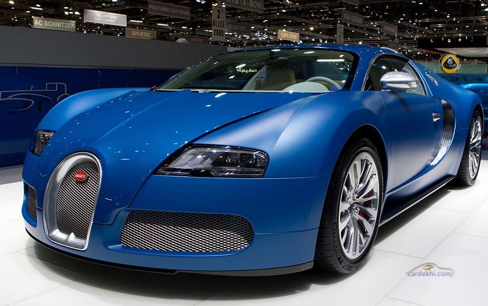 Bugatti Veyron - Ông hoàng của làng siêu xe 20 năm qua - Ảnh 6