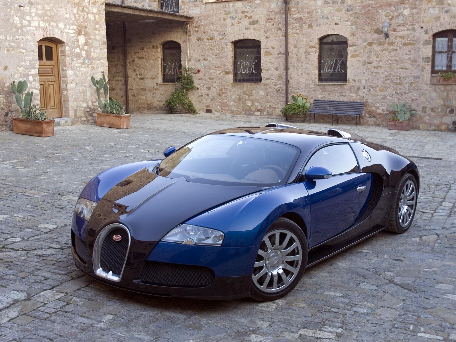 Bugatti Veyron - Ông hoàng của làng siêu xe 20 năm qua - Ảnh 8
