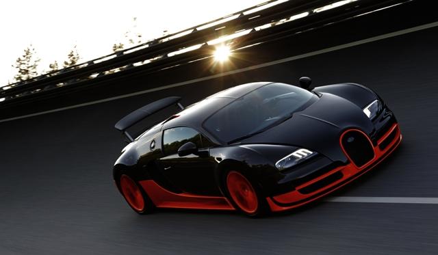 Bugatti Veyron - Ông hoàng của làng siêu xe 20 năm qua - Ảnh 10