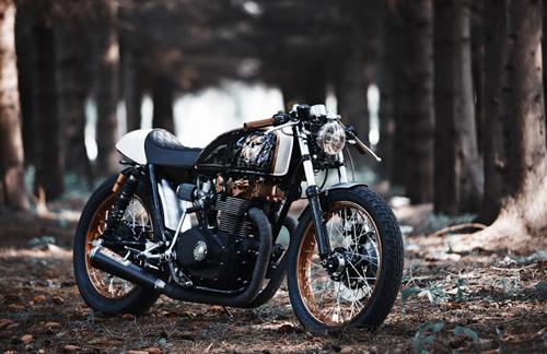 Honda CB500T Cafe Racer - Đẹp từng centimet - Ảnh 1