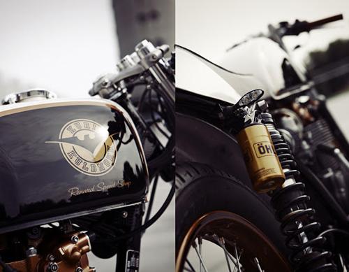Honda CB500T Cafe Racer - Đẹp từng centimet - Ảnh 5