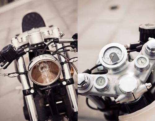 Honda CB500T Cafe Racer - Đẹp từng centimet - Ảnh 6
