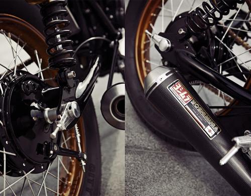 Honda CB500T Cafe Racer - Đẹp từng centimet - Ảnh 7