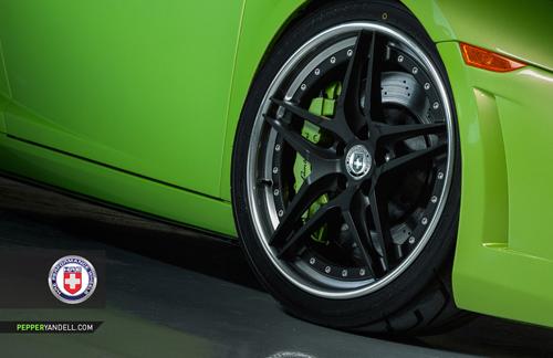 Bộ ảnh cực độc Lamborghini Gallardo khoe dáng cùng phi cơ - Ảnh 6