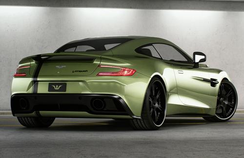 """""""Đinh ba"""" Maserati GT tung hứng cùng Aston Martin Vanquish - Ảnh 3"""