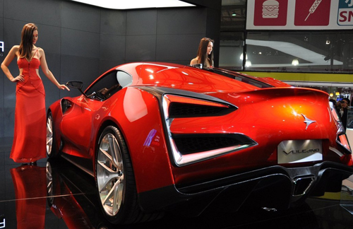 Icona Vulcano - Siêu xe đắt giá nhất thế giới - Ảnh 2