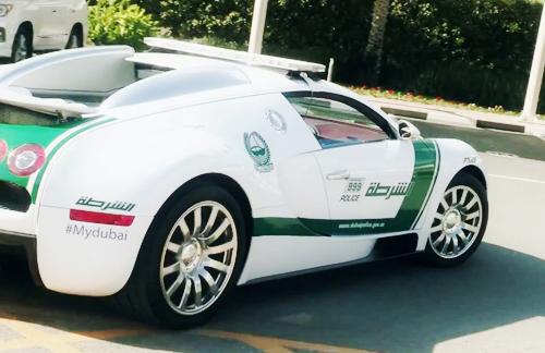 Bugatti Veyron trở thành siêu xe cảnh sát nhanh nhất thế giới - Ảnh 2