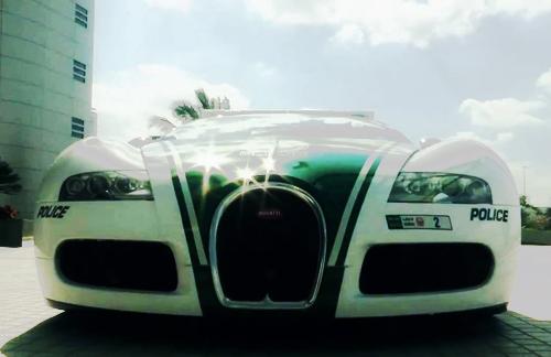 Bugatti Veyron trở thành siêu xe cảnh sát nhanh nhất thế giới - Ảnh 1