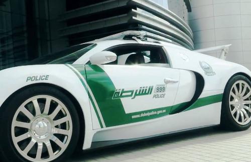Bugatti Veyron trở thành siêu xe cảnh sát nhanh nhất thế giới - Ảnh 4