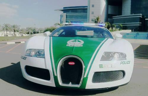 Bugatti Veyron trở thành siêu xe cảnh sát nhanh nhất thế giới - Ảnh 5