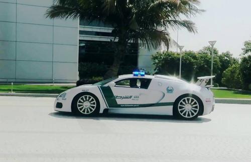 Bugatti Veyron trở thành siêu xe cảnh sát nhanh nhất thế giới - Ảnh 3