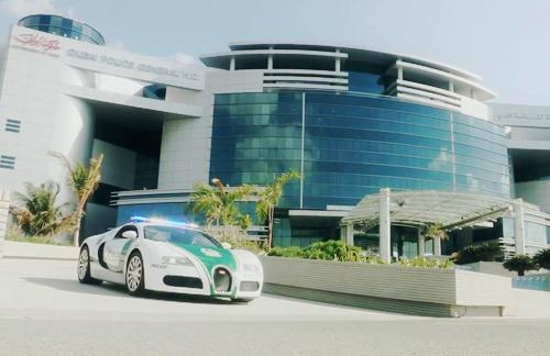 Bugatti Veyron trở thành siêu xe cảnh sát nhanh nhất thế giới - Ảnh 6