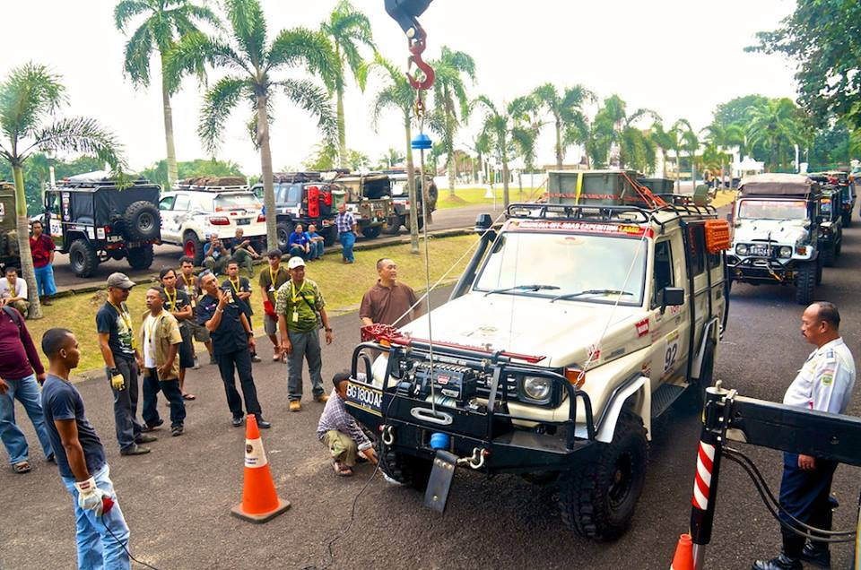 Indonesia - Đất nước của dân chơi Offroad hàng đầu thế giới - Ảnh 6
