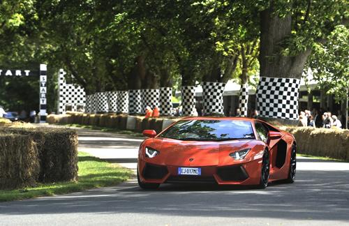 Lamborghini xuất xưởng siêu xe Aventador trong vòng 8 giờ - Ảnh 4