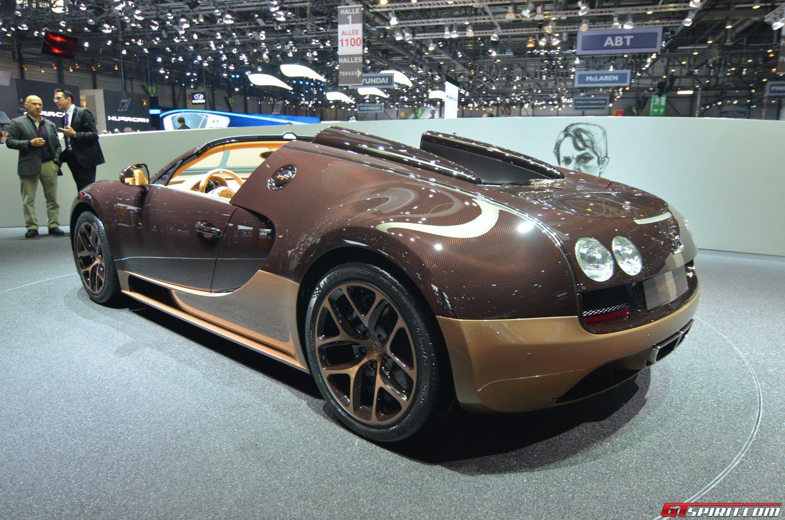 """Hé lộ siêu xe """"huyền thoại"""" sắp ra mắt của Bugatti - Ảnh 2"""