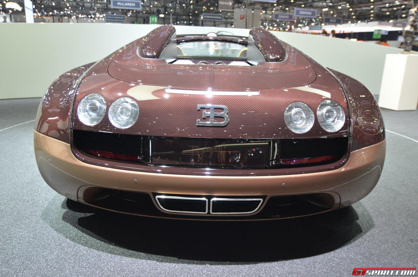 """Hé lộ siêu xe """"huyền thoại"""" sắp ra mắt của Bugatti - Ảnh 3"""