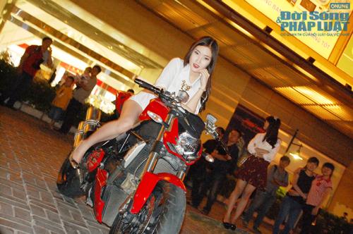 Sài Gòn: Xế độ khủng tại buổi công chiếu bom tấn Need for Speed - Ảnh 10