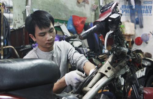 """Thành """"Khai"""" - Người giữ lửa huyền thoại Suzuki FX - Ảnh 1"""