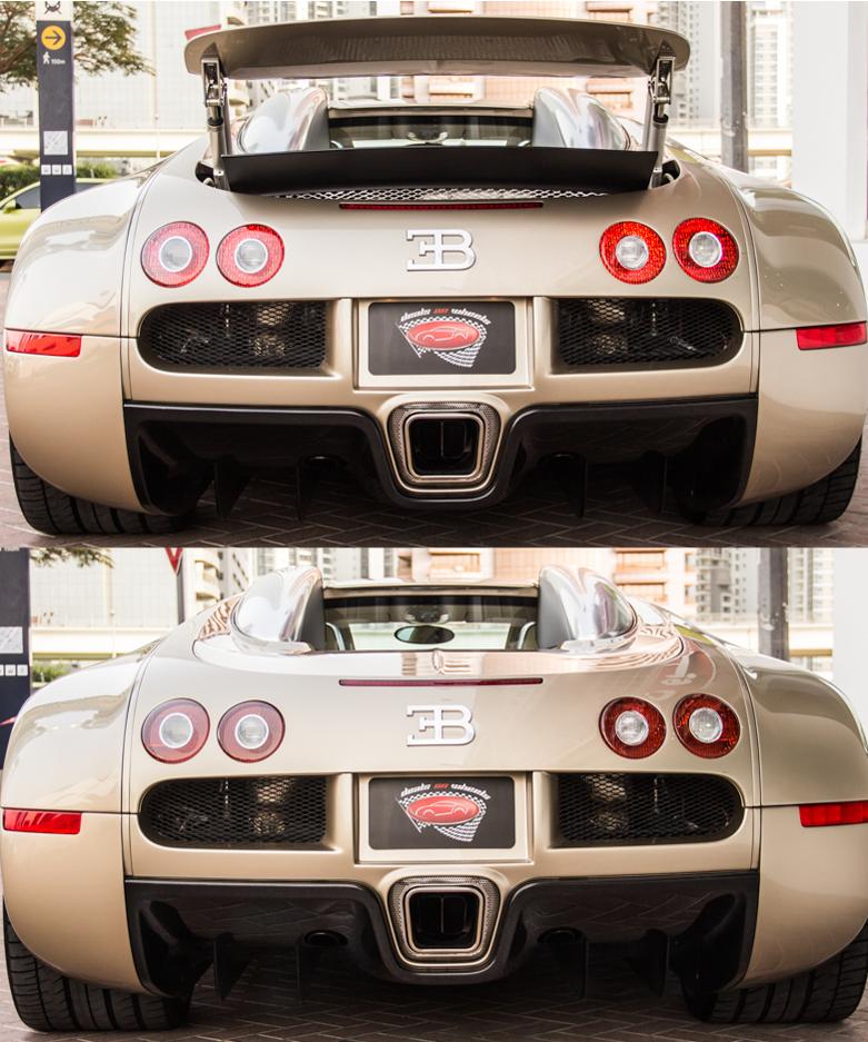 Bugatti Veyron 16.4 phiên bản ngọc trai được định giá 27 tỷ đồng - Ảnh 4