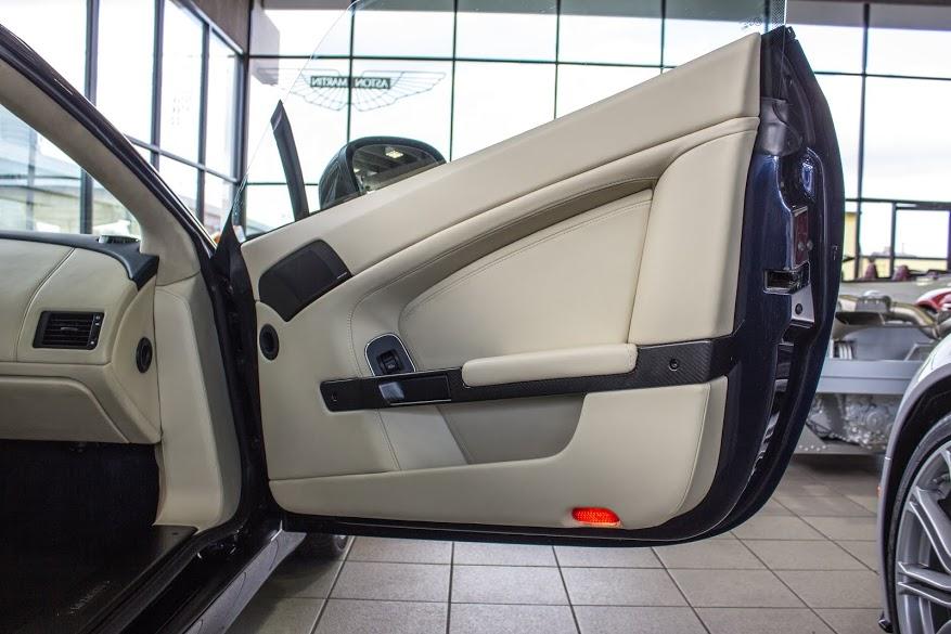Nội thất sang chảnh của Aston Martin V12 Zagato - Ảnh 3