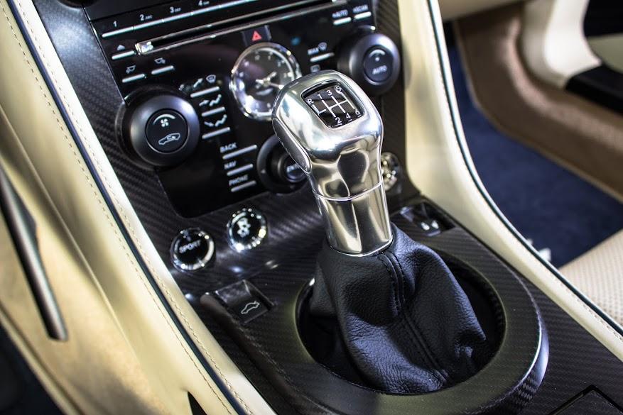 Nội thất sang chảnh của Aston Martin V12 Zagato - Ảnh 4
