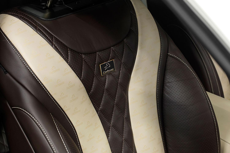 """Bản độ 1000 miếng vàng lá """"dát"""" lên Mercedes-Benz S-Class - Ảnh 9"""