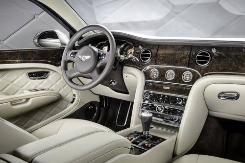 Bentley Mulsanne Hybrid Concept - Xe lai đắt giá nhất thế giới - Ảnh 3