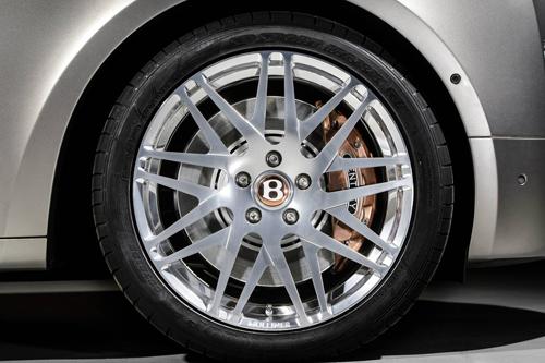 Bentley Mulsanne Hybrid Concept - Xe lai đắt giá nhất thế giới - Ảnh 4