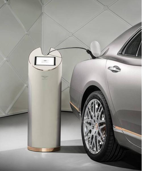 Bentley Mulsanne Hybrid Concept - Xe lai đắt giá nhất thế giới - Ảnh 7