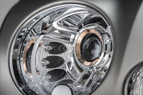 Bentley Mulsanne Hybrid Concept - Xe lai đắt giá nhất thế giới - Ảnh 11
