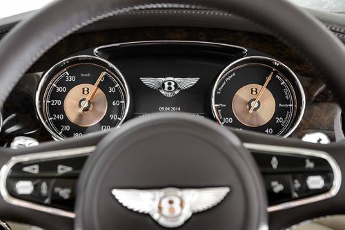 Bentley Mulsanne Hybrid Concept - Xe lai đắt giá nhất thế giới - Ảnh 13