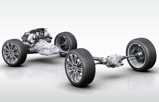 Đôi nét về công nghệ huyền thoại Audi Quattro - Ảnh 2