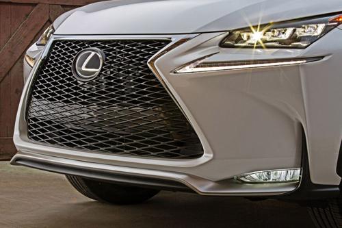 Xế sang Lexus NX đời 2015 đẹp cỡ nào? - Ảnh 4