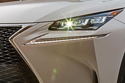 Xế sang Lexus NX đời 2015 đẹp cỡ nào? - Ảnh 6